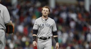 New York Yankees Clint Frazier