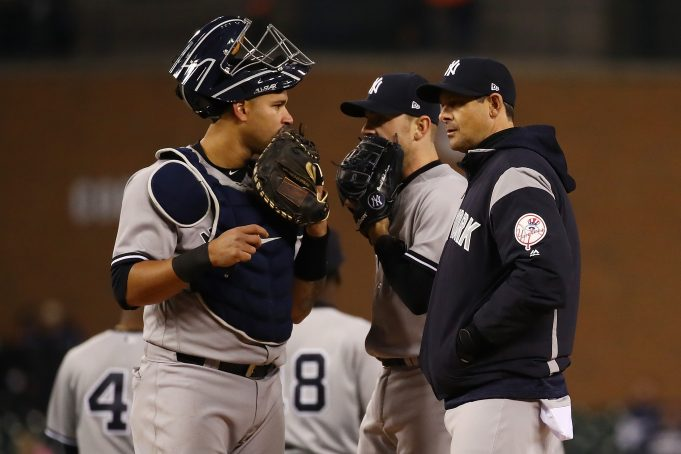 This road trip serves as the Yankees first real test
