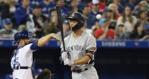 New York Yankee Giancarlo Stanton