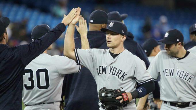 New York Yankees Brandon Drury