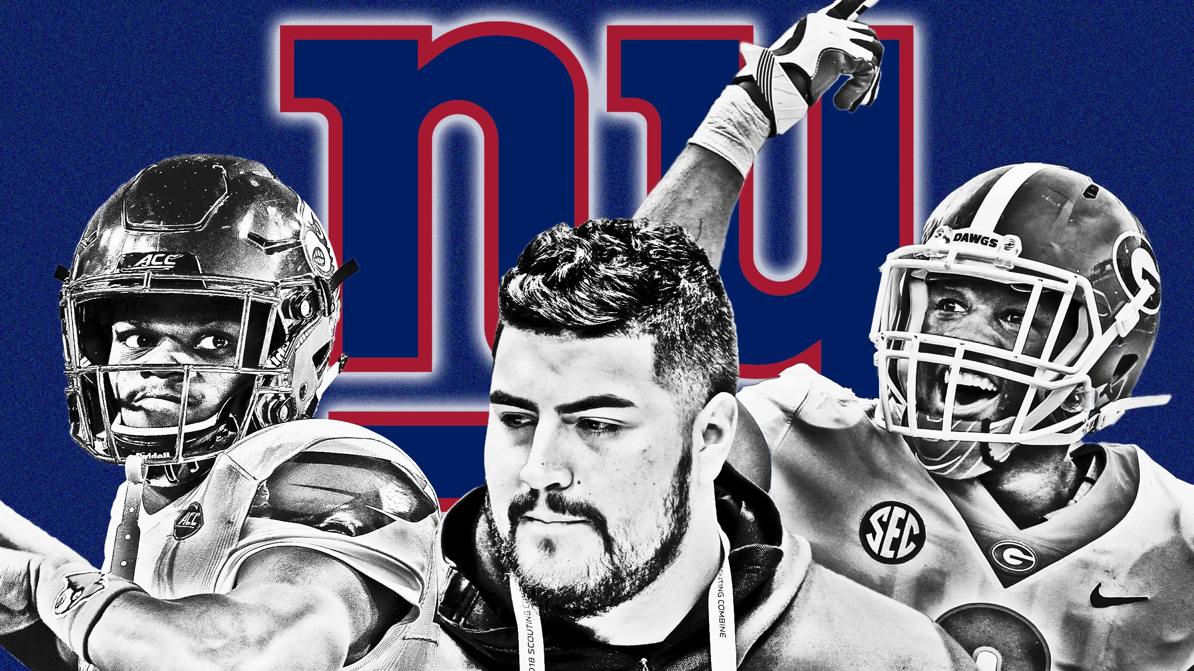 5c028f18 New York Giants: 3 legit 'trade down' options in the NFL Draft