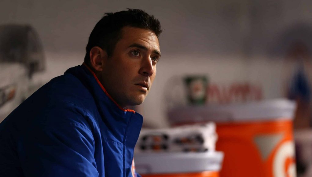 Mets Demote One-Time Ace Matt Harvey To Bullpen