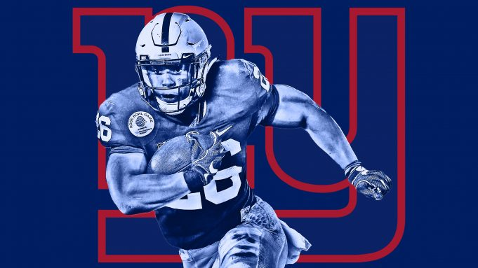 Saquon Barkley Fits Like A Glove With The New York Giants