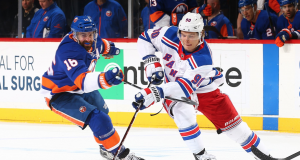 Rangers fall to Islanders