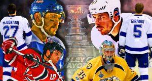 Stanley Cup Playoffs 2018