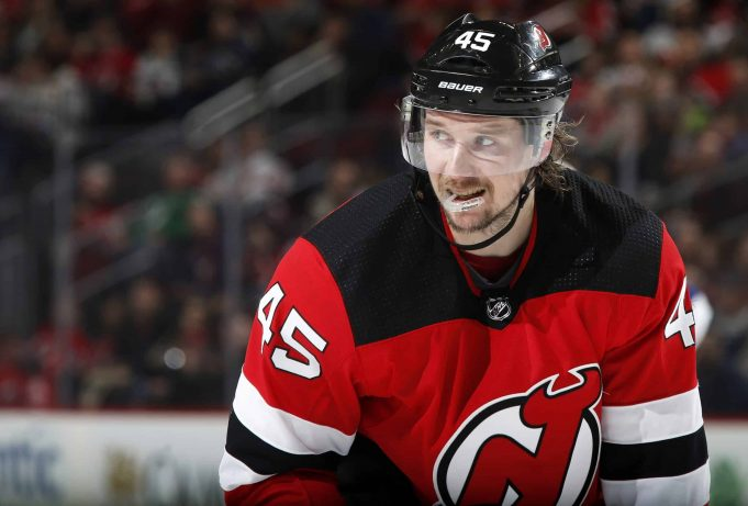 New Jersey Devils Vatanen day to day