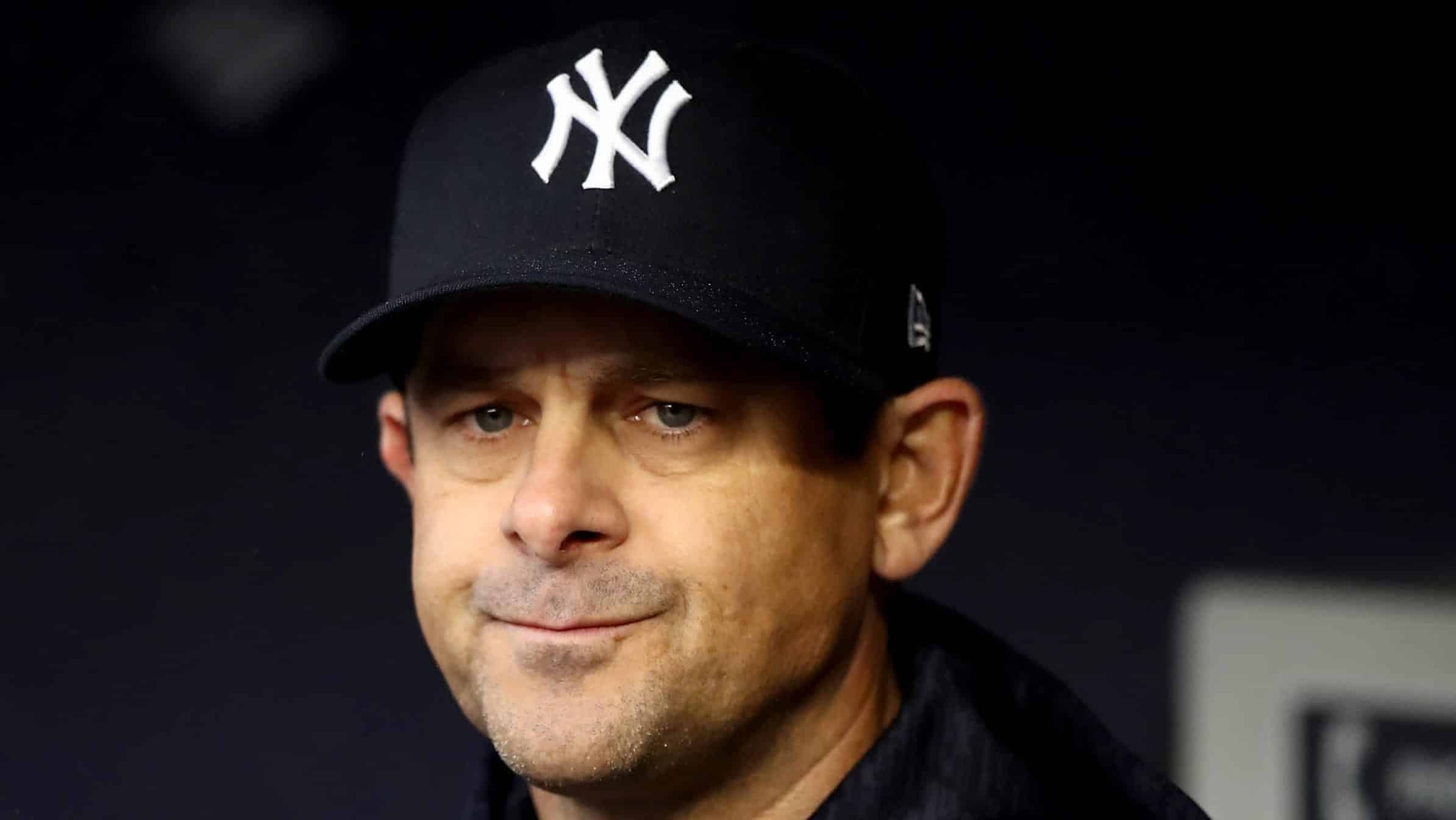 Aaron Boone, New York Yankees