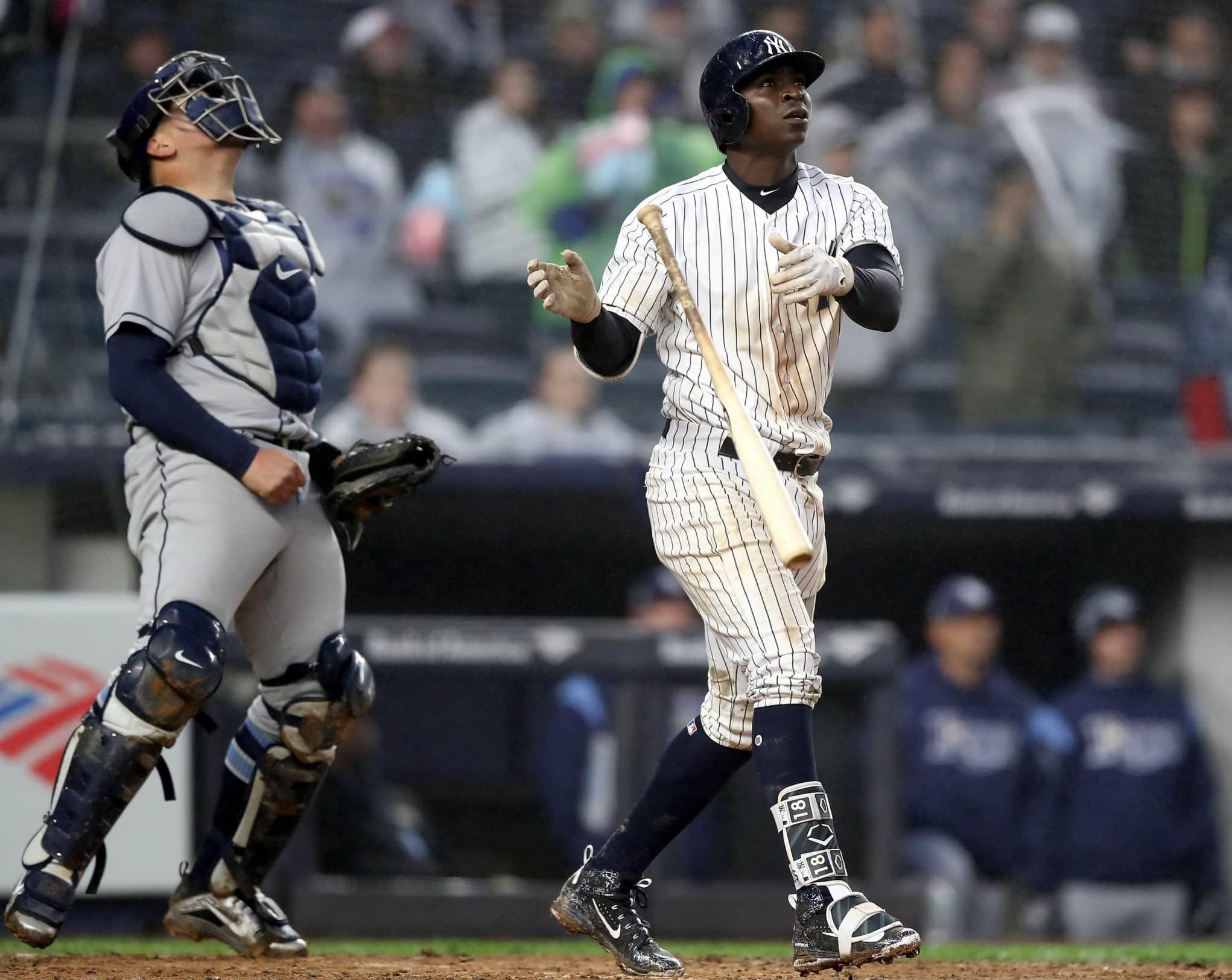 more photos 515c3 228b0 New York Yankees: Didi Gregorius becoming most consistent ...