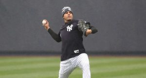 New York Yankees Dellin Betances