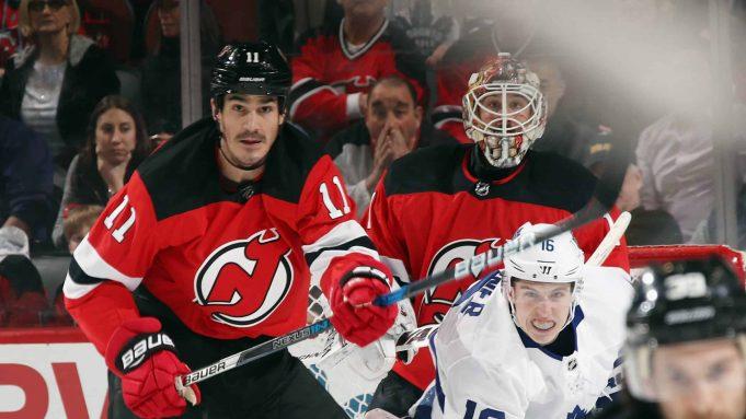 New Jersey Devils Clinch Playoffs