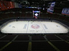 Washington Capitals, New York Islanders, Nassau Coliseum