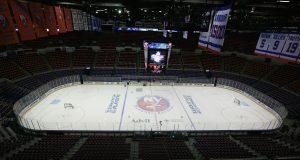 Washington Capitals, New York Islanders, Nassau Coliseum
