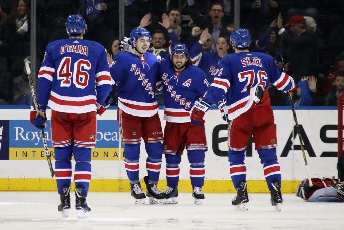 New York Rangers Report