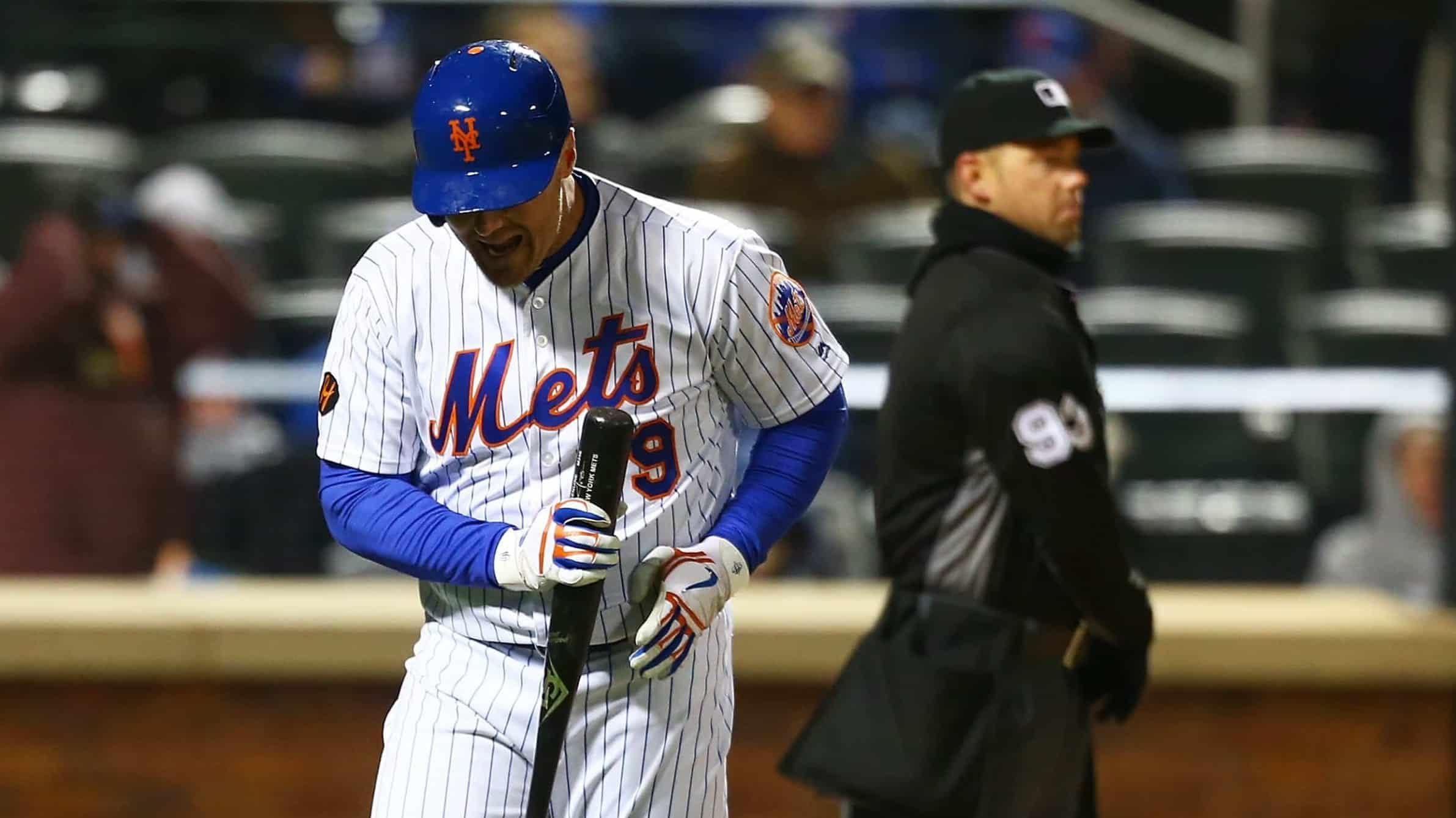 Jay Bruce, New York Mets