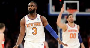 New York Knicks Report Cards