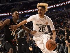 Brooklyn Nets Brian Bowen