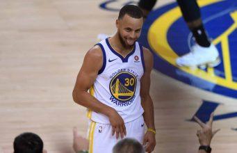 2018 NBA Finals Stephen Curry