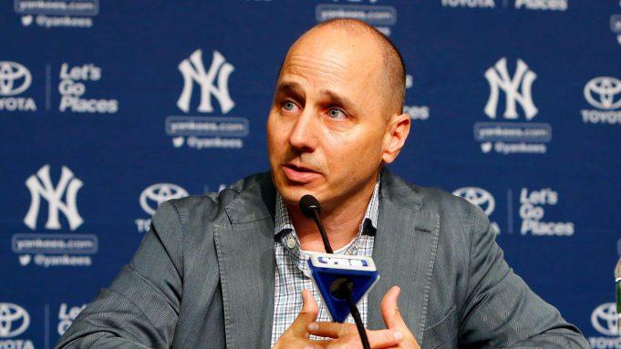 New York Yankees Brian Cashman