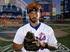 Blake Swihart New York Mets (Custom)