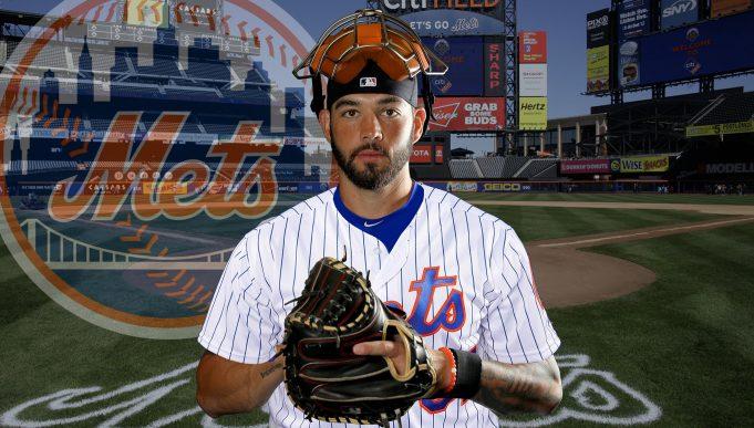 Blake Swihart New York Mets (Custom)