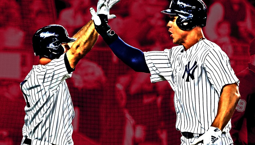 Brett Gardner Aaron Judge