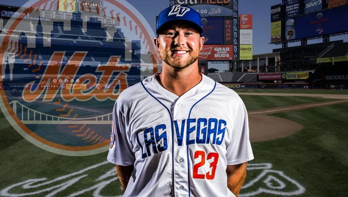 New York Mets Tim Peterson