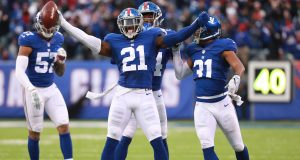 Pat Shurmur wants Landon Collins to shut his mouth