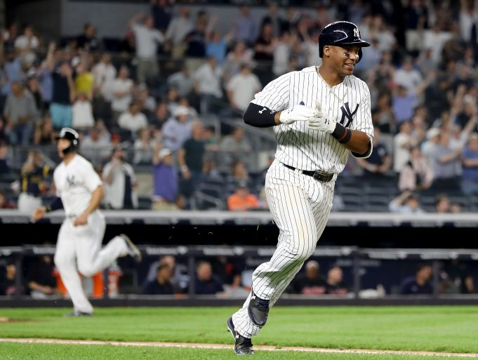 New York Yankees MIguel Andujar