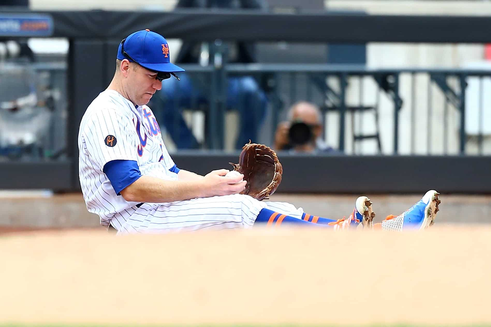 New York Mets Todd Frazier