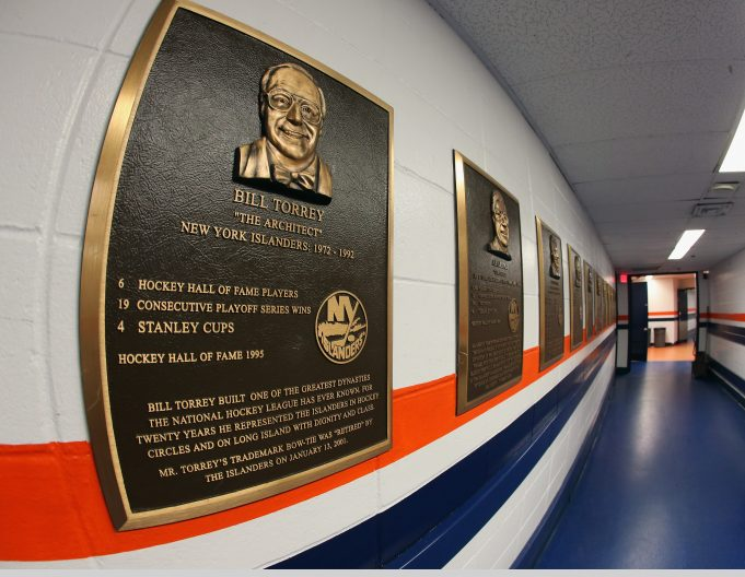 Columbus Blue Jackets, New York Islanders, Bill Torrey, Nassau Coliseum