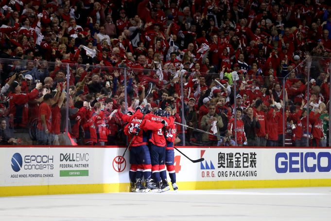 Can the Caps finally make it out of the second round?