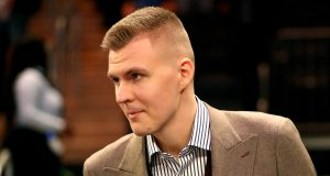 New York Knicks Kristaps Porzingis