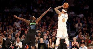 New York Knicks Michael Beasley