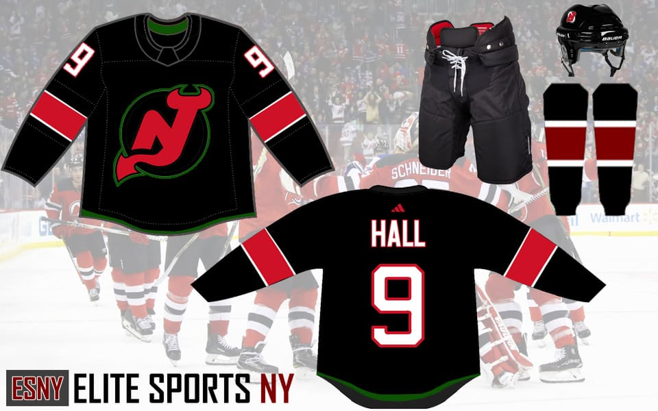 New Jersey Devils: What an alternate jersey could look like in 2018-19