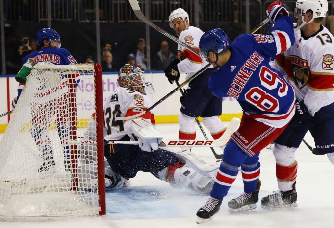 The time is now for Pavel Buchnevich