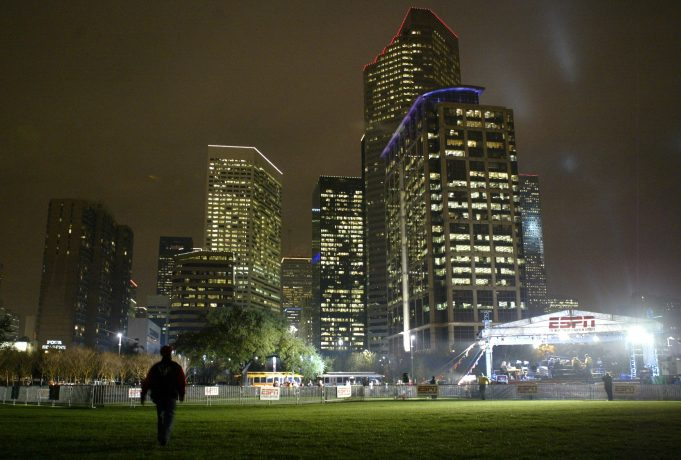 Is Houston getting a NHL team anytime soon?
