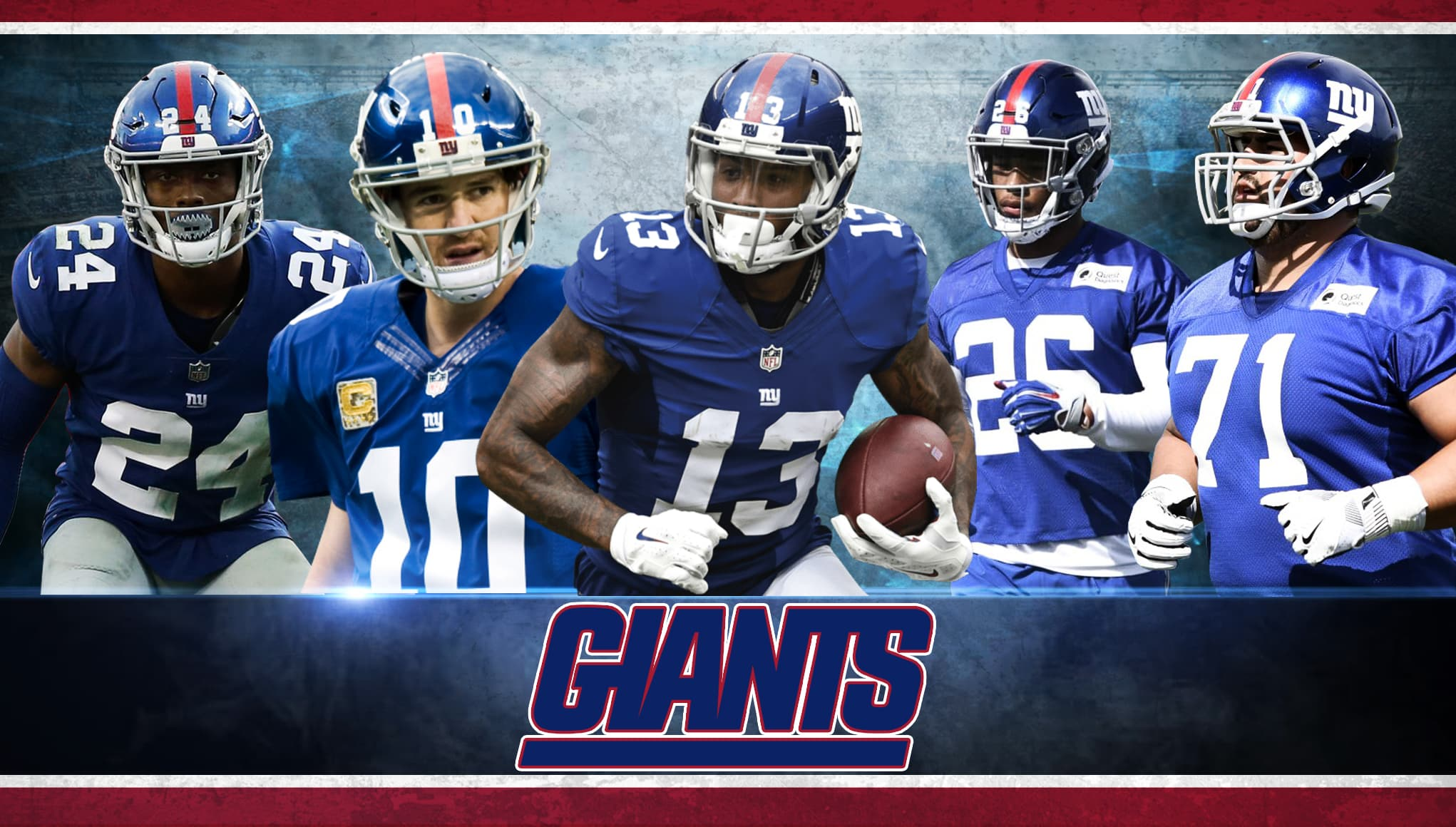 57d90bc0c New York Giants  7 players who will determine success in 2018