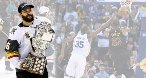 NBA Finals Stanley Cup