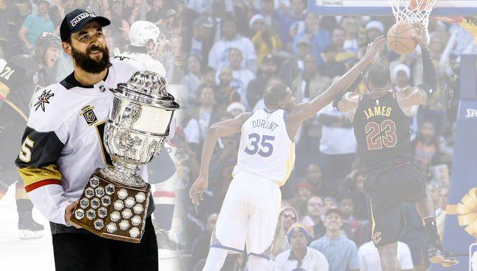 NBA Finals Stanley Cup