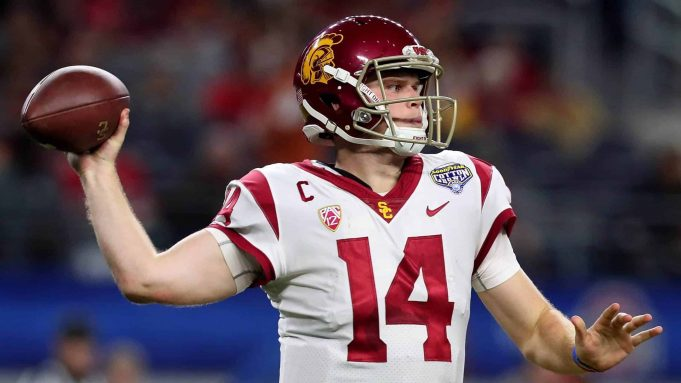 New York Jets Darnold using tech to pass