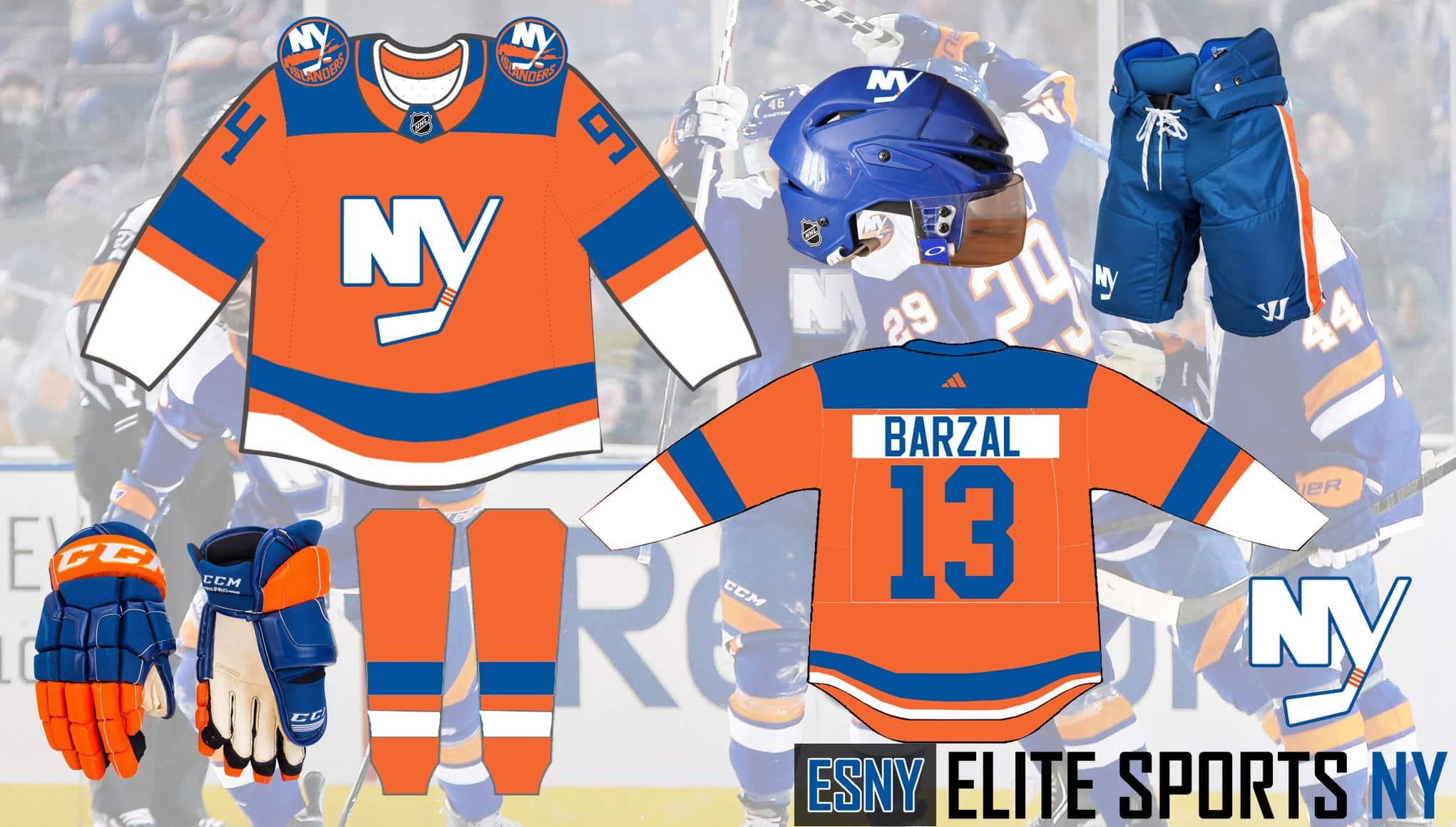 low priced f66bc df08a New York Islanders news: Alternate jersey will be orange ...