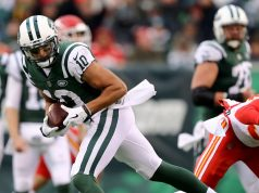 New York Jets Jermaine Kearse