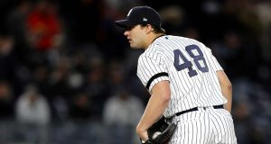 Tommy Kahnle is back for the New York Yankees