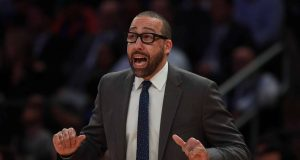 New York Knicks David Fizdale