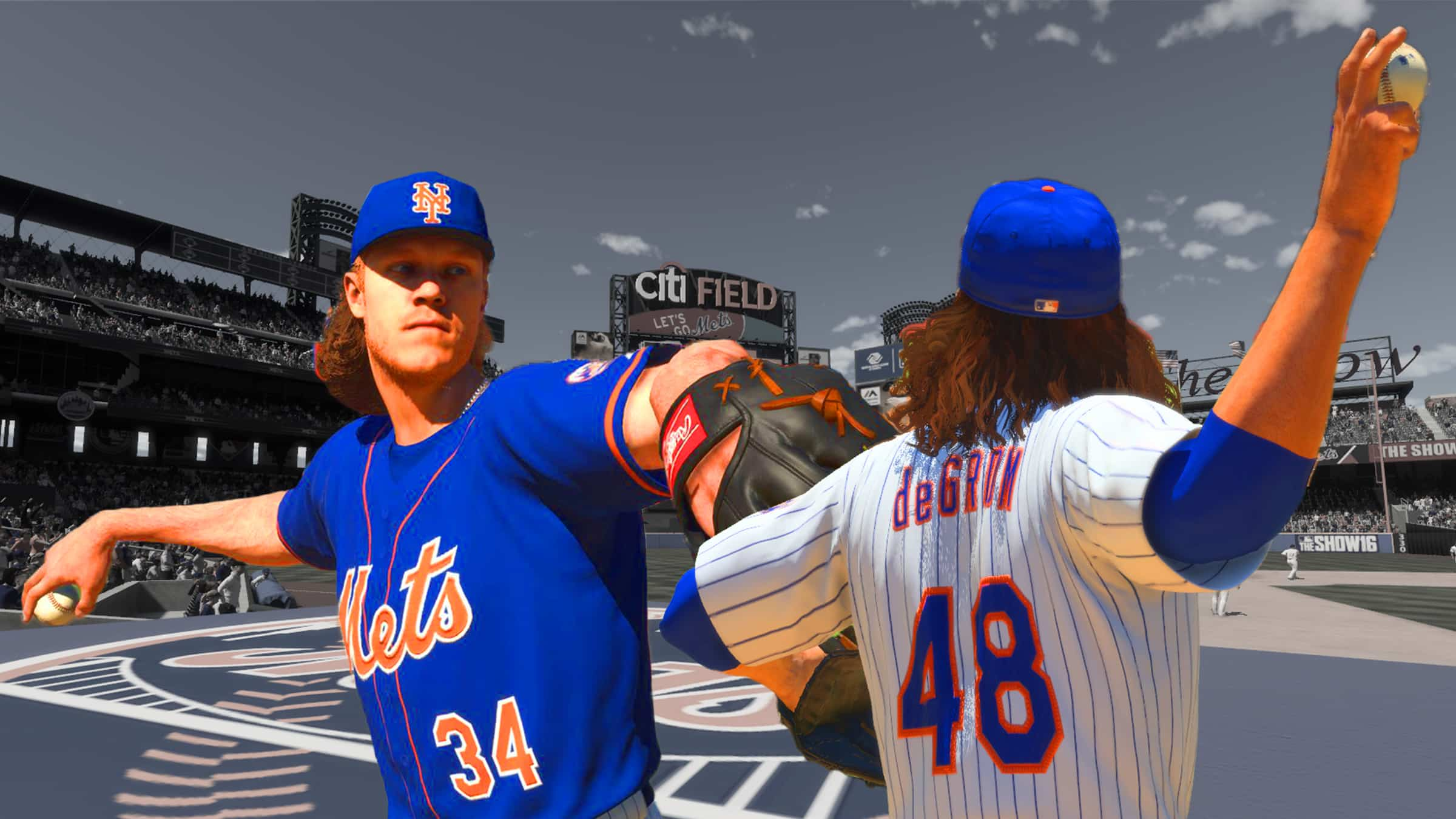 56ed4dc0ab312 Using  MLB The Show 18  to fix the New York Mets