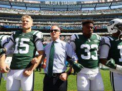 New York Jets Christopher Johnson