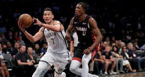 Brooklyn Nets Jeremy Lin