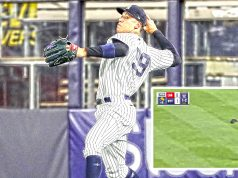 New York Yankees Aaron Judg