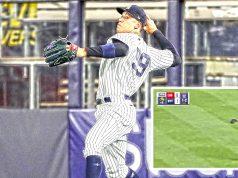 New York Yankees Aaron Judg