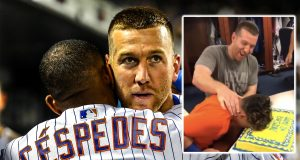 Todd Frazier New York Mets